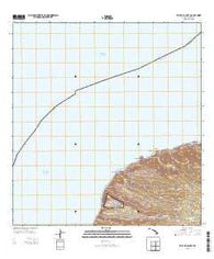 Makaha Point Hawaii Historical topographic map, 1:24000 scale, 7.5 X 7.5 Minute, Year 2013