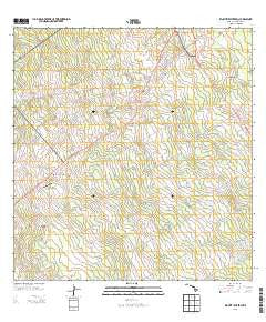 Mountain View Hawaii Historical topographic map, 1:24000 scale, 7.5 X 7.5 Minute, Year 2013