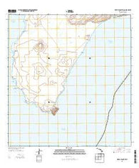 Niihau South Hawaii Historical topographic map, 1:24000 scale, 7.5 X 7.5 Minute, Year 2013