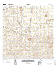 Nohonaohae Hawaii Historical topographic map, 1:24000 scale, 7.5 X 7.5 Minute, Year 2013