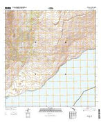 Pahala Hawaii Current topographic map, 1:24000 scale, 7.5 X 7.5 Minute, Year 2013 from Hawaii Map Store