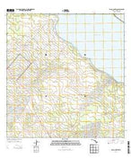 Pahoa North Hawaii Current topographic map, 1:24000 scale, 7.5 X 7.5 Minute, Year 2013 from Hawaii Map Store