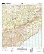 Pahoa South Hawaii Current topographic map, 1:24000 scale, 7.5 X 7.5 Minute, Year 2013 from Hawaii Map Store