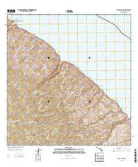 Papaaloa Hawaii Historical topographic map, 1:24000 scale, 7.5 X 7.5 Minute, Year 2013