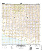 Pohue Bay Hawaii Current topographic map, 1:24000 scale, 7.5 X 7.5 Minute, Year 2013 from Hawaii Map Store