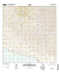Pohue Bay Hawaii Historical topographic map, 1:24000 scale, 7.5 X 7.5 Minute, Year 2013