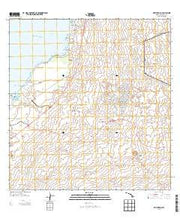 Puu Hinai Hawaii Current topographic map, 1:24000 scale, 7.5 X 7.5 Minute, Year 2013 from Hawaii Maps Store