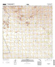 Puuoo Hawaii Current topographic map, 1:24000 scale, 7.5 X 7.5 Minute, Year 2013 from Hawaii Maps Store