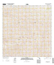 Puuulaula Hawaii Current topographic map, 1:24000 scale, 7.5 X 7.5 Minute, Year 2013 from Hawaii Maps Store