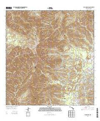 Waialeale Hawaii Historical topographic map, 1:24000 scale, 7.5 X 7.5 Minute, Year 2013