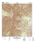 Waialeale Hawaii Current topographic map, 1:24000 scale, 7.5 X 7.5 Minute, Year 2013 from Hawaii Map Store