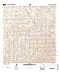 West of Kokoolau Hawaii Historical topographic map, 1:24000 scale, 7.5 X 7.5 Minute, Year 2013