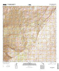 Wood Valley Hawaii Historical topographic map, 1:24000 scale, 7.5 X 7.5 Minute, Year 2013