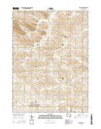 Van Horne Iowa Current topographic map, 1:24000 scale, 7.5 X 7.5 Minute, Year 2015 from Iowa Map Store