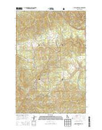 Alder Creek Flats Idaho Current topographic map, 1:24000 scale, 7.5 X 7.5 Minute, Year 2013 from Idaho Map Store
