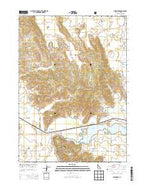 Alexander Idaho Current topographic map, 1:24000 scale, 7.5 X 7.5 Minute, Year 2013 from Idaho Map Store