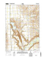 Banida Idaho Current topographic map, 1:24000 scale, 7.5 X 7.5 Minute, Year 2013 from Idaho Map Store