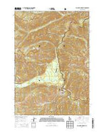 Big Soldier Mountain Idaho Current topographic map, 1:24000 scale, 7.5 X 7.5 Minute, Year 2013 from Idaho Map Store