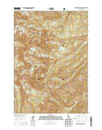 Boulder Chain Lakes Idaho Current topographic map, 1:24000 scale, 7.5 X 7.5 Minute, Year 2013 from Idaho Map Store