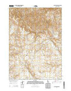 Clover Mountain Idaho Current topographic map, 1:24000 scale, 7.5 X 7.5 Minute, Year 2013 from Idaho Map Store