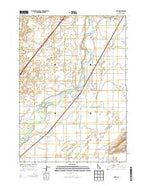 Firth Idaho Current topographic map, 1:24000 scale, 7.5 X 7.5 Minute, Year 2013 from Idaho Map Store