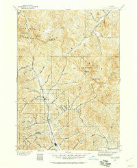 Hailey Idaho Historical topographic map, 1:125000 scale, 30 X 30 Minute, Year 1895