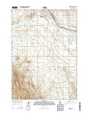 Homedale Idaho Current topographic map, 1:24000 scale, 7.5 X 7.5 Minute, Year 2013 from Idaho Maps Store