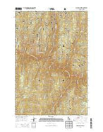 Huddleson Bluff Idaho Current topographic map, 1:24000 scale, 7.5 X 7.5 Minute, Year 2013 from Idaho Map Store