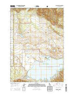 Icehouse Creek Idaho Current topographic map, 1:24000 scale, 7.5 X 7.5 Minute, Year 2013 from Idaho Map Store