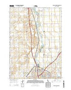 Idaho Falls North Idaho Current topographic map, 1:24000 scale, 7.5 X 7.5 Minute, Year 2013 from Idaho Map Store