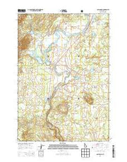 Last Chance Idaho Current topographic map, 1:24000 scale, 7.5 X 7.5 Minute, Year 2013 from Idaho Maps Store