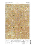 Montana Peak Idaho Current topographic map, 1:24000 scale, 7.5 X 7.5 Minute, Year 2013 from Idaho Map Store