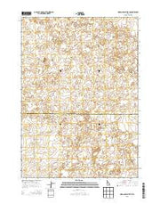 Morgans Pasture NE Idaho Current topographic map, 1:24000 scale, 7.5 X 7.5 Minute, Year 2013 from Idaho Maps Store
