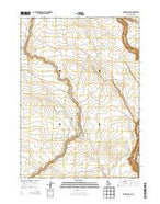 Roseworth SE Idaho Current topographic map, 1:24000 scale, 7.5 X 7.5 Minute, Year 2013 from Idaho Map Store