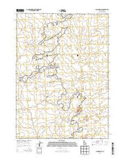 Schodde Well Idaho Current topographic map, 1:24000 scale, 7.5 X 7.5 Minute, Year 2013 from Idaho Maps Store
