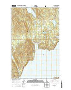 Talache Idaho Current topographic map, 1:24000 scale, 7.5 X 7.5 Minute, Year 2013 from Idaho Map Store