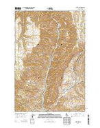 White Bird Idaho Current topographic map, 1:24000 scale, 7.5 X 7.5 Minute, Year 2013 from Idaho Map Store