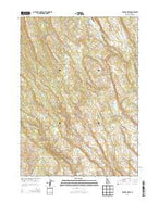 Wickiup Creek Idaho Current topographic map, 1:24000 scale, 7.5 X 7.5 Minute, Year 2013 from Idaho Map Store