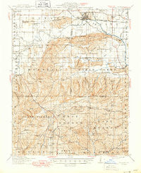 Equality Illinois Historical topographic map, 1:62500 scale, 15 X 15 Minute, Year 1916