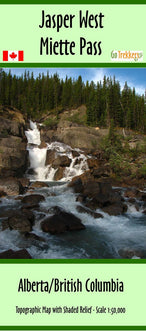 Purchase canada national park clip from Canada Maps Store