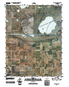 Ellinwood NW Kansas Historical topographic map, 1:24000 scale, 7.5 X 7.5 Minute, Year 2009