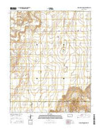 Wagon Bed Spring NW Kansas Current topographic map, 1:24000 scale, 7.5 X 7.5 Minute, Year 2015 from Kansas Map Store