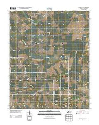 Adairville Kentucky Historical topographic map, 1:24000 scale, 7.5 X 7.5 Minute, Year 2013