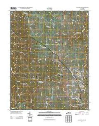 Alton Station Kentucky Historical topographic map, 1:24000 scale, 7.5 X 7.5 Minute, Year 2013