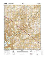Cobb Kentucky Current topographic map, 1:24000 scale, 7.5 X 7.5 Minute, Year 2016 from Kentucky Map Store
