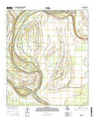 Acme Louisiana Current topographic map, 1:24000 scale, 7.5 X 7.5 Minute, Year 2015