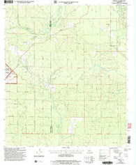 Afeman Louisiana Historical topographic map, 1:24000 scale, 7.5 X 7.5 Minute, Year 2003