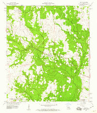 Pitkin Louisiana Historical topographic map, 1:24000 scale, 7.5 X 7.5 Minute, Year 1959