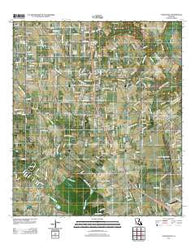 Youngsville Louisiana Historical topographic map, 1:24000 scale, 7.5 X 7.5 Minute, Year 2012