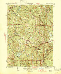 Ashby Massachusetts Historical topographic map, 1:31680 scale, 7.5 X 7.5 Minute, Year 1946